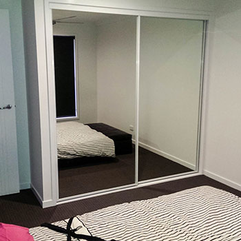 Sliding wardrobe doors - wardrobe door installation Sunshine Coast